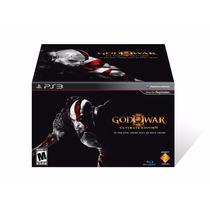 God Of War Iii Ultimate Edition - Caixa De Pandora
