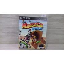 Jogo Madagascar Kartz Play 3 (original)