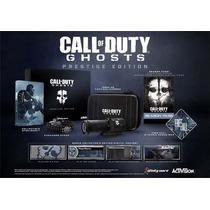 Game Ps3 Call Of Duty Ghosts - Prestige Edition - Lacrado