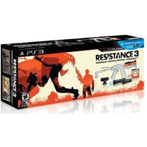 Kit Resistance 3 Ps3 Doomsday Edition-kit Move Sharp Shooter