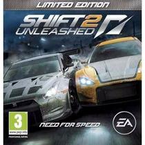 Manual Instruções Jogo Need For Speed Shift 2 Unleashed Ps3
