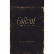 Manual Instruções Jogo Fallout New Vegas Ps3 Original Usado