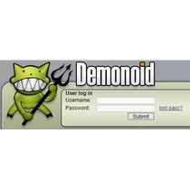 Passaporte - Invite Para O Novo Torrent Demonoid Antigo D2