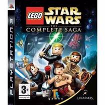 Manual Instruções Lego Star Wars The Complete Saga Ps3