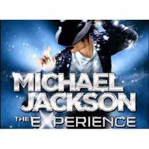 Manual Instruções Jogo Michael Jackson - The Experience Ps3