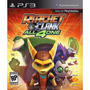 Manual Instruções Ratchet And Clank: All 4 One Ps3 Original