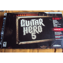 Guitar Hero 5 Ps 3