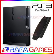 Base Suporte Vertical P/ Sony Playstation 3 Slim Ps3 - Novo