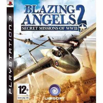 Manual Instruções Blazing Angels 2 Secret Missions Of Ww Ps3