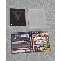 Kit Capa Jogo Grand Theft Auto V Playstation 3 - Original