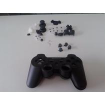 Case Capa Carcaça Para Controle Ps3 Playstation 3