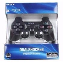 Controle Para Playstation 3 Lacrado No Blister!