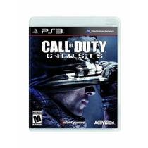 Call Of Duty Ghosts Ps3 Em Português Do Brasil