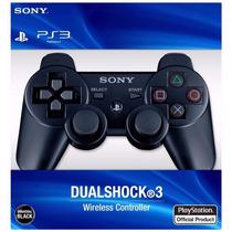 Controle Ps3 Sem Fio Dualshock 3 100% Original Playstation 3
