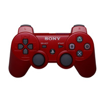 Controller Wireless Dualshock 3 Deep Red (vermelho) Sony Ps3