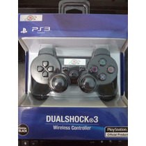 Controle Ps3 Play 3 Sem Fio Wiresless Dualshoc