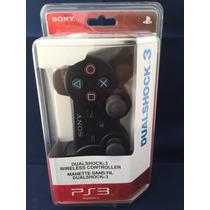 Controle Ps3 Original Lacrado Sony Wireless Ps3 Dualshock 3