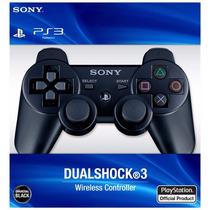 Controle Ps3 Sony Original Wireless Dualshock 3+ Fretegrátis