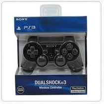 Controle Ps3 100 % Original Dualshock3 Wireless Sony.