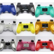 Controle Ps3 Dualshock Lacrado Para Play 3 Sem Fio Sixaxis