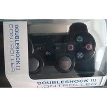 Controle Joystic Playstation 3 Ps3 E Pc