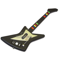 Guitarra Sem Fio Playstation 3 E Playstation 2-ps2 Ps3-2in1