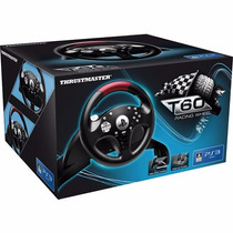 Volante T60 Racing Oficial Sony - Ps3 Original & Lacrado