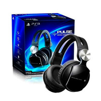 Headset Pulse Elite Wireless Stereo Ps3 Ps4 Sony 7.1