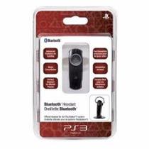 Fone Sem Fio Headset Wireless Bluetooth Original Sony Ps3