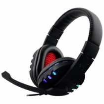 Fone Ouvido Headset Gamer Pc Playstation Ps4 Ps3 Jogo E Chat
