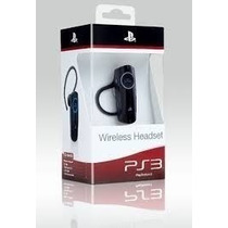 Headset 2.0 Bluetooth - Ps3 Sony Original Lacrado