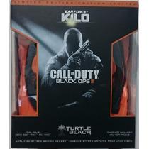 Headset Turtle Beach Ear Force Kilo Call Of Duty Black Ops 2