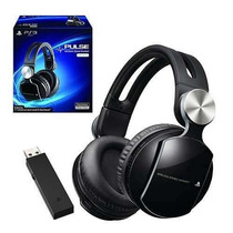 Headset Wireless Stereo Sony 7.1 Pulse Elite Edition Ps3