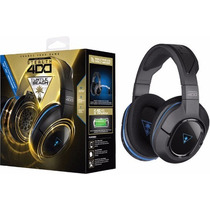 Headset Turtle Beach Ear Force Stealth 400 Ps4/ps3 Wireless
