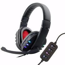 Fone Bluetooth Headphone Ps3 Ps4 Xbox360 Xbox One Jogo Gamer