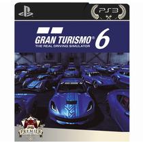 Gran Turismo 6 - Ps3 Cod Psn - Totalmente Em Português
