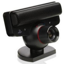 Webcam Sony Eye P/ Pc E Ps3 Original Sony - Playstation 3