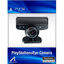 Playstation Câmera Eye Para Ps3