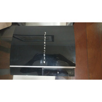 Playstation 3 Ps3 80gb Fat Cechl01 2 Controles 11 Jogos