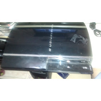 Ps3 Fat 80gb Com Ylod