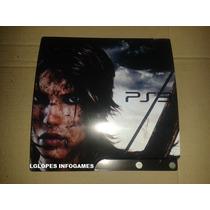Playstation 3 1tb Desbloqueado 100 Brindes Sedex Grátis Ps3