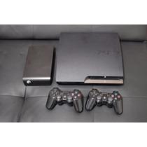Playstation 3 Desbloqueado Hd 1tb!!!