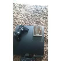 Playstation 3 Slin C/ Hd Externo 113 Jogos