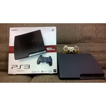 Playstation 3 160 Gb + Cabo Hdmi + Jogos