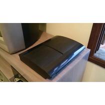 Ps3 Playstation 3 Super Slim 250 - 11 Jogos- Garantia 2 Anos