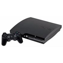 Playstation 3(160gb) +cabo Hdmi +cabo Fonte+1 Jogo A Escolha