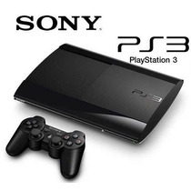 Ps3 Super Slim 250 Playstation 3 Frete Gratis