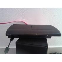 Playstation 3 Super Slim, 250gb De Hd, 2 Jogos, Aceito Troca