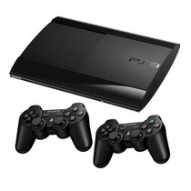 Sony Playstation 3 - Super Ultra Slim Ps3 250gb 2 Controles