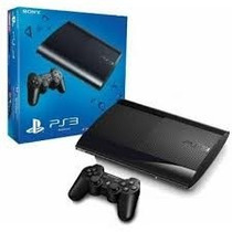 Sony Playstation 3 Superslim 250gb + Cabo Hdmi Novo Nota Fis